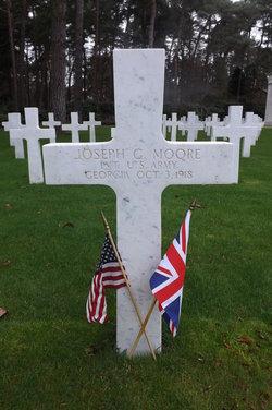 Pvt Joseph G Moore