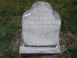Helen Elma Dawdy