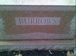 Amy Belle <i>Boak</i> Burrows