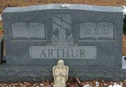 Selina <i>Gilbert</i> Arthur