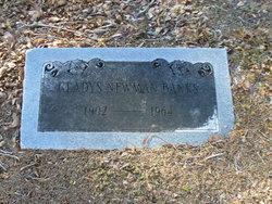 Gladys Josephine <i>Newman</i> Banks