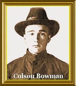 Benjamin Colson Bowman