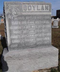 Annie C <i>Boylan</i> Blum