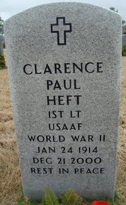 Clarence Paul Paul Heft