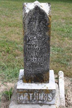 Margaret B <i>Foster</i> Arthurs