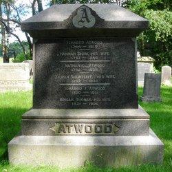 Abigail <i>Thomas</i> Atwood
