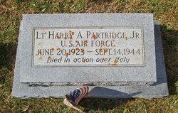 Lieut Harry Anslem June Partridge, Jr
