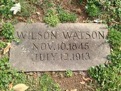 Wilson Watson Alexander
