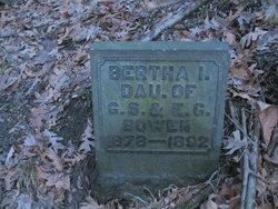 Bertha I. Bowen