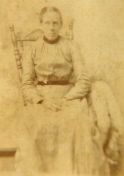 Martha S Mattie <i>Adams</i> McGlamory