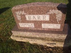 Beatrice M. <i>Scott</i> Barr