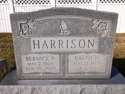 Bernice Irene <i>Pirkey</i> Harrison