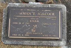 Jean <i>Cusack</i> Allcock