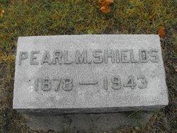 Pearl M. <i>Osborne</i> Shields