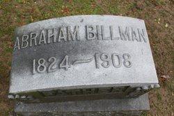 Abraham Abram Billman