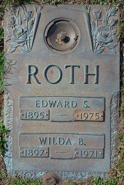 Mrs Wilda B <i>Miller</i> Roth