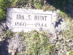 Ida Samantha <i>Coltrin</i> Hunt