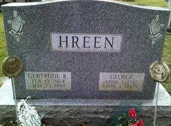 George C Hreen