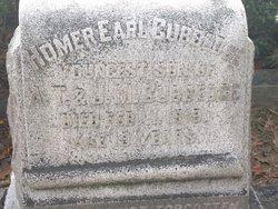 Homer Earl Cubbedge