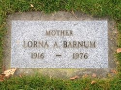Lorna Adele Barnum
