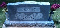 Ruth A. Adams