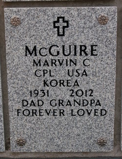 Marvin Charles McGuire