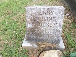 Peggy Earline Goolsby