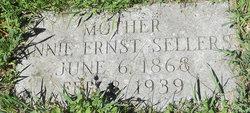 Annie <i>Ernst</i> Sellers