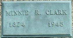 Minnie <i>Ronk</i> Clark