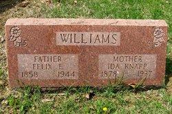 Felix Elijah Williams