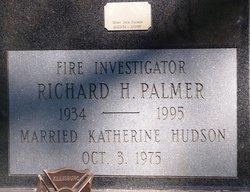 Richard H Palmer