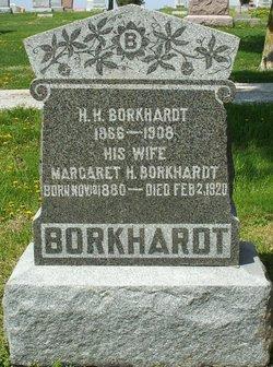 Margaret A Maggie <i>Klingler</i> Borkhardt