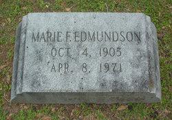 Frances Marie <i>Flewellen</i> Edmundson