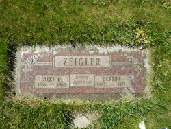 Albert Logan Bert Zeigler
