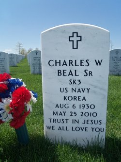 Charles William Beal, Sr