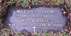Milton I Mike Olson