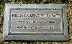 Hilda <i>Greenstein</i> Abate