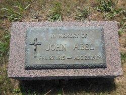 John Abel