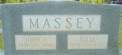 John A Massey