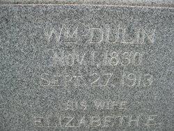 William Dulin