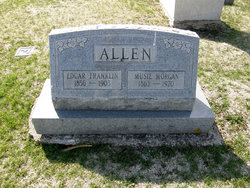 Musie <i>Morgan</i> Allen