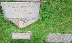 PFC James Edward Ackerman