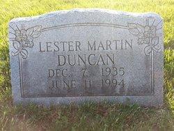 Lester Martin Duncan