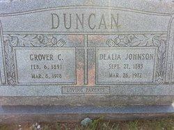 Dealia Johnson Duncan