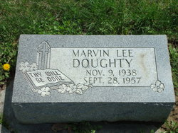 Marvin Lee Doughty