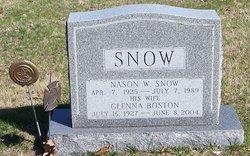 Glenna <i>Boston</i> Snow