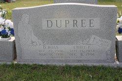 Ethel <i>Partin</i> Dupree