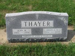 Jean M Thayer