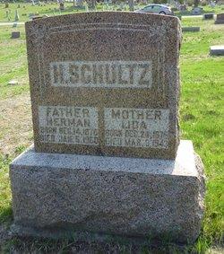 Lida Marie <i>Wagner</i> Schultz