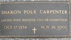 Sharon <i>Polk</i> Carpenter
